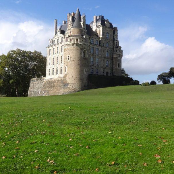 chateau de brissac val de loire