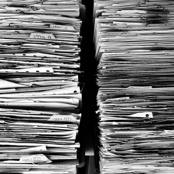 Destruction d'archives